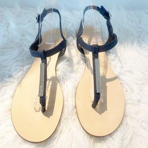 Calvin Klein SAMIRA sandals.
